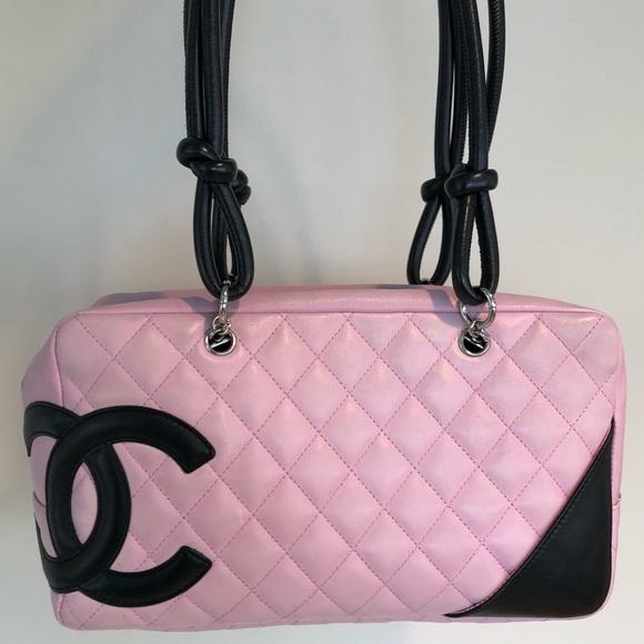 3176eeb2baef CHANEL Bags | Cambon Quilted Bag | Poshmark